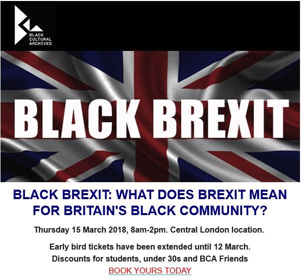 Black Brexit - What does Brexit mean for Britain's Black Community?